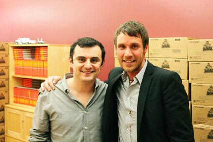 Gary Vaynerchuk and I